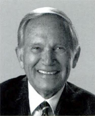 Late Congressman Don Edwards, 1915-2015.