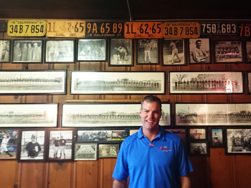 Gino Valpredo owns Luigi's, a popular Italian restaurant in Bakersfield frequented by Rep. McCarthy. Patrons say McCarthy is very popular in town, and nearly everyone calls him by his first name.