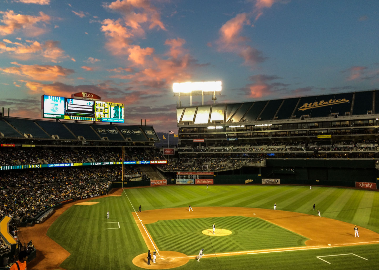 Oakland A's Seek to Purchase Coliseum Complex Site From City, County