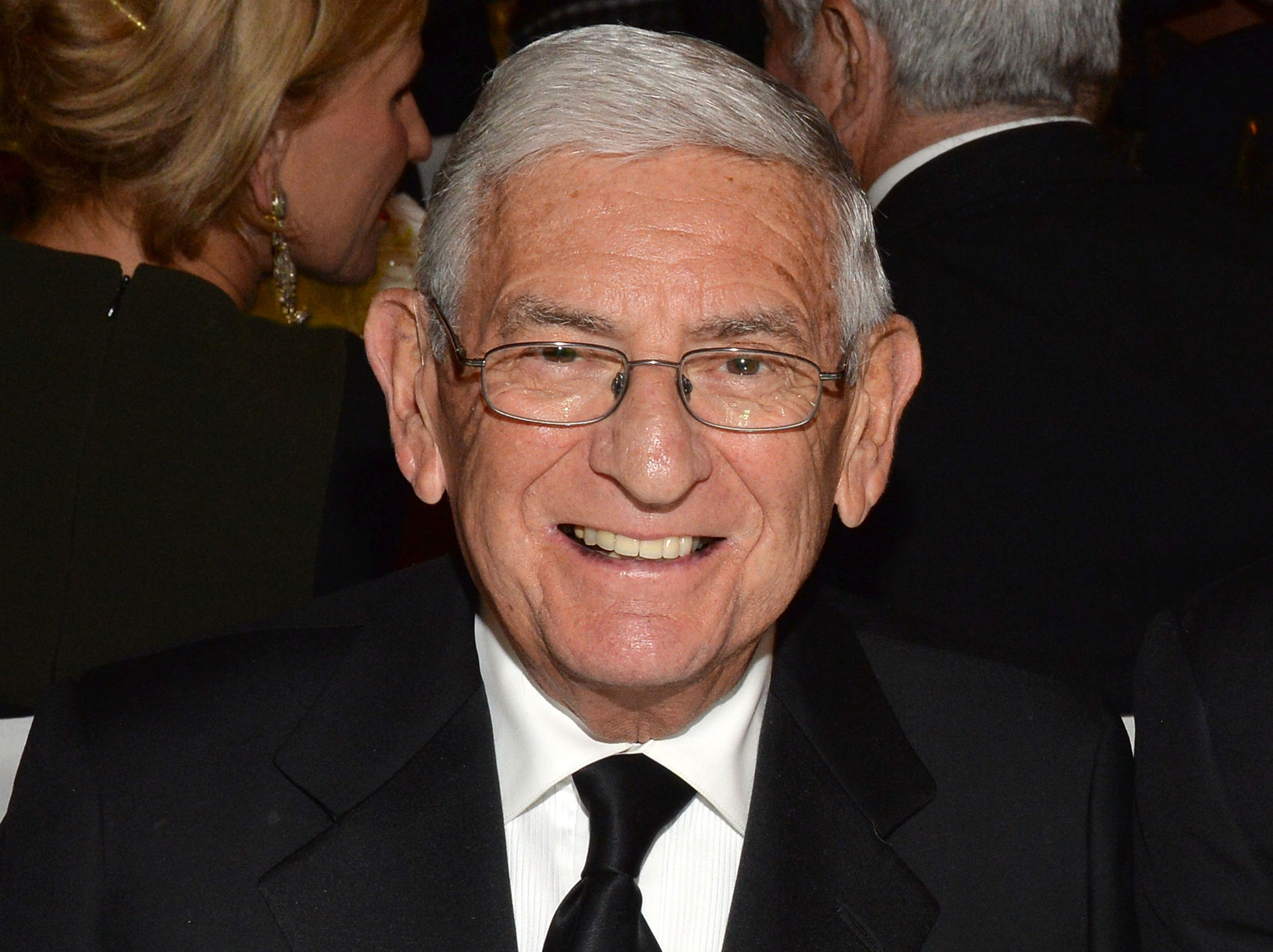 Billionaire philanthropist Eli Broad has already tried to buy the L.A. Times, twice.