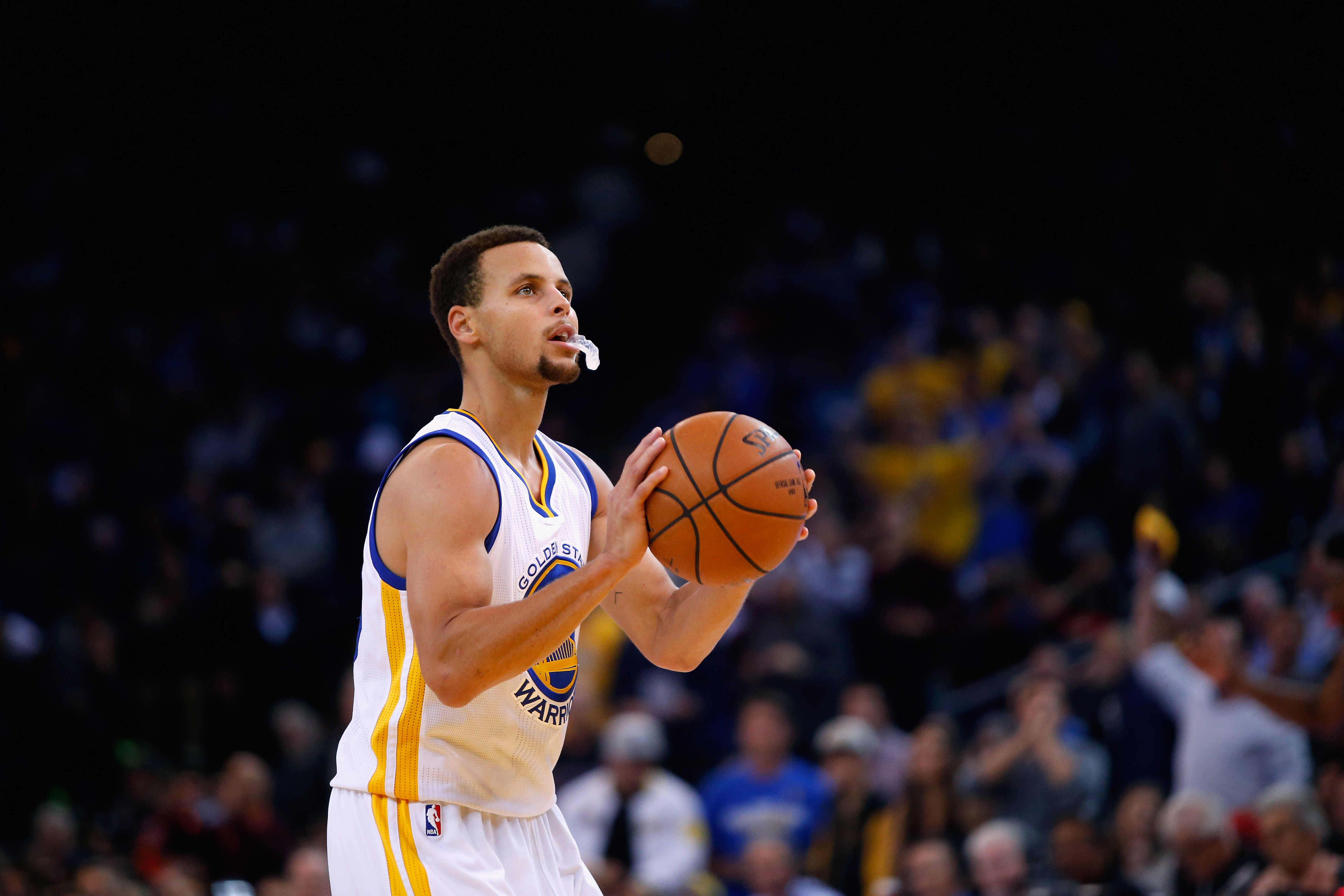 5ff398ee Reminder: Warriors are Dominant, and Steph Curry is Awesome | News Fix |  KQED News