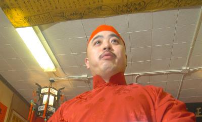 """Raymond """"Shrimp Boy"""" Chow"""