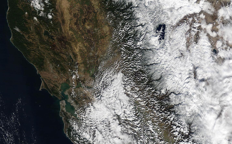 Ski Resorts Open Early as Snow Blankets Sierra