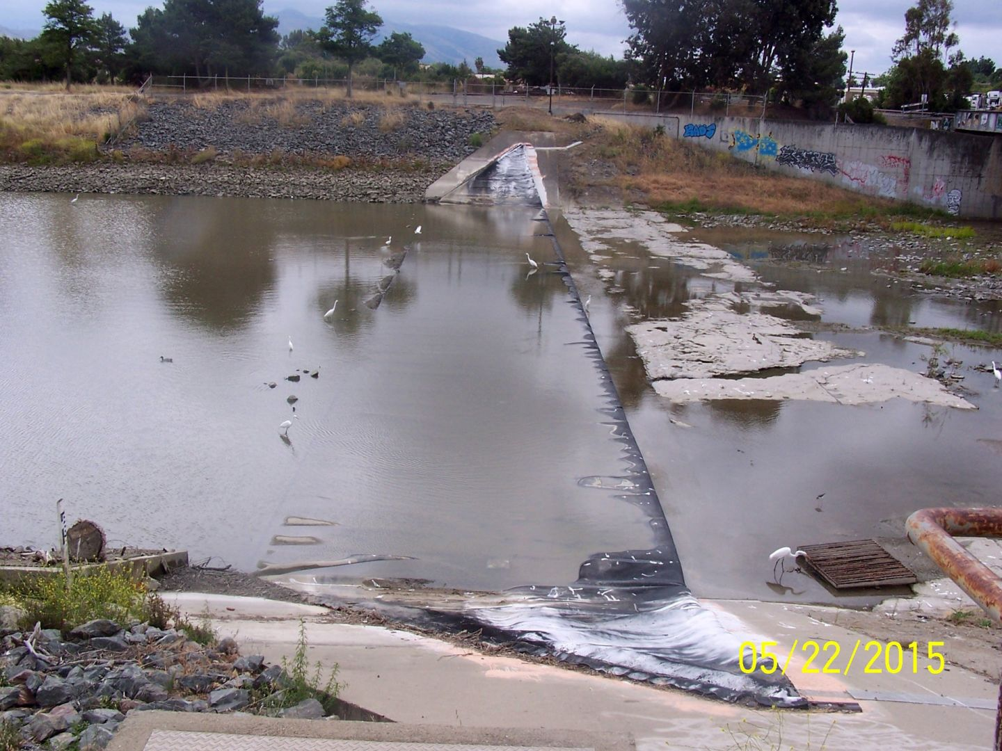 Fremont Vandals Ordered to Pay $100,000 for Damage to Dam