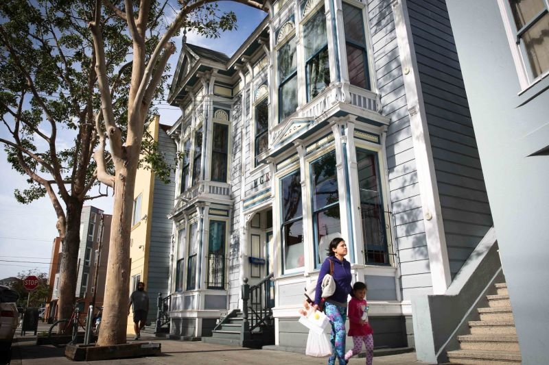 Residents of the 14-room Mission District house made an eviction-proof deal.