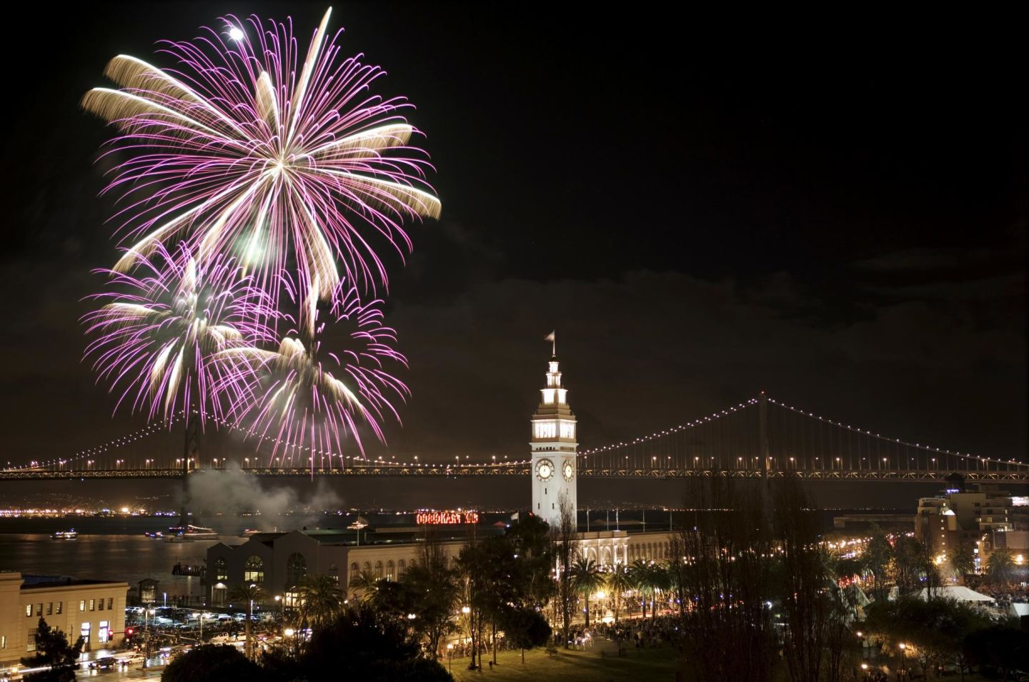 Your Bay Area Guide to Getting Home Safely This New Year's Eve