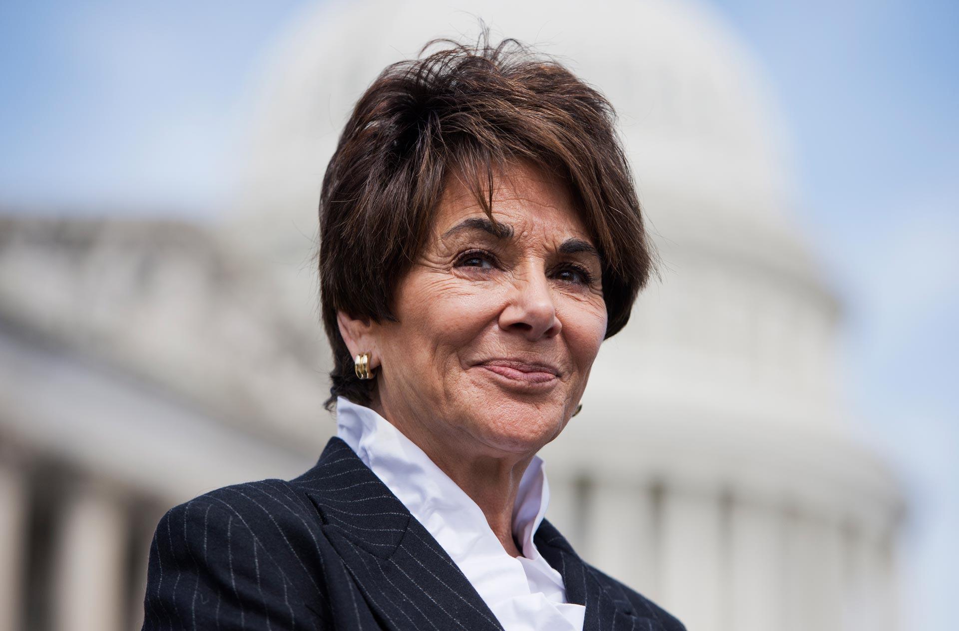 California Rep. Anna Eshoo, the only Assyrian member of Congress.