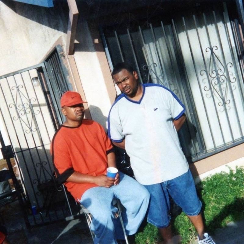 Brothers Derrick and Darnell Benson, in an undated photo.