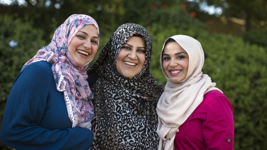 Image result for women wearing hijab