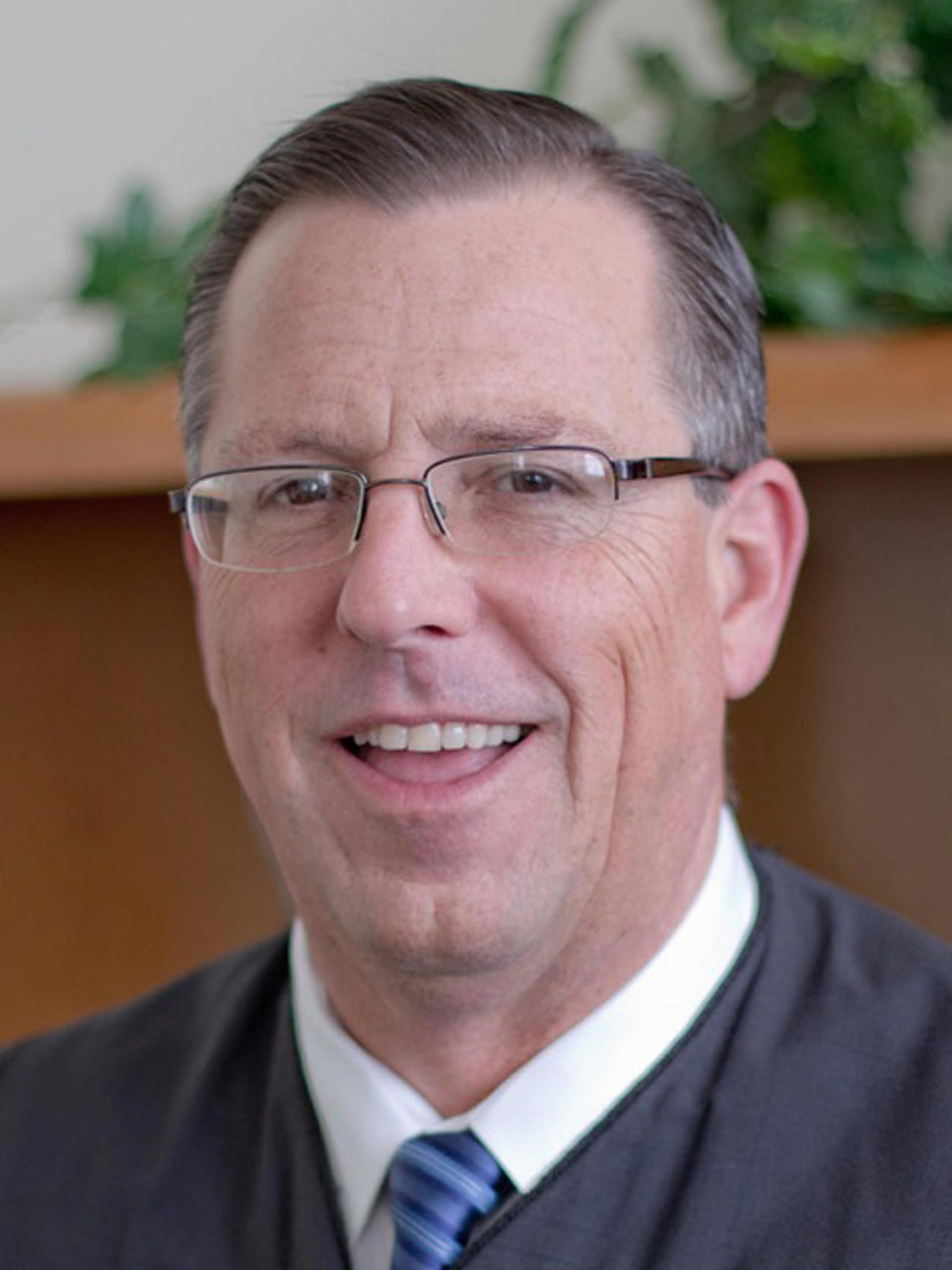 Contra Costa Presiding Superior Court Judge Steven Austin