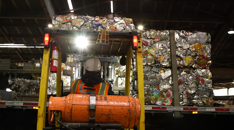What Happens to San Francisco's Recycling Once It Leaves the Curb?
