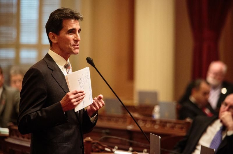 State Sen. Mark Leno (D-San Francisco) authored a bill this year to raise the state's minimum wage to $13. It stalled in committee.