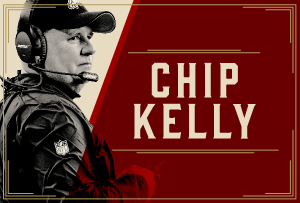 49ers Hire Chip Kelly as New Head Coach