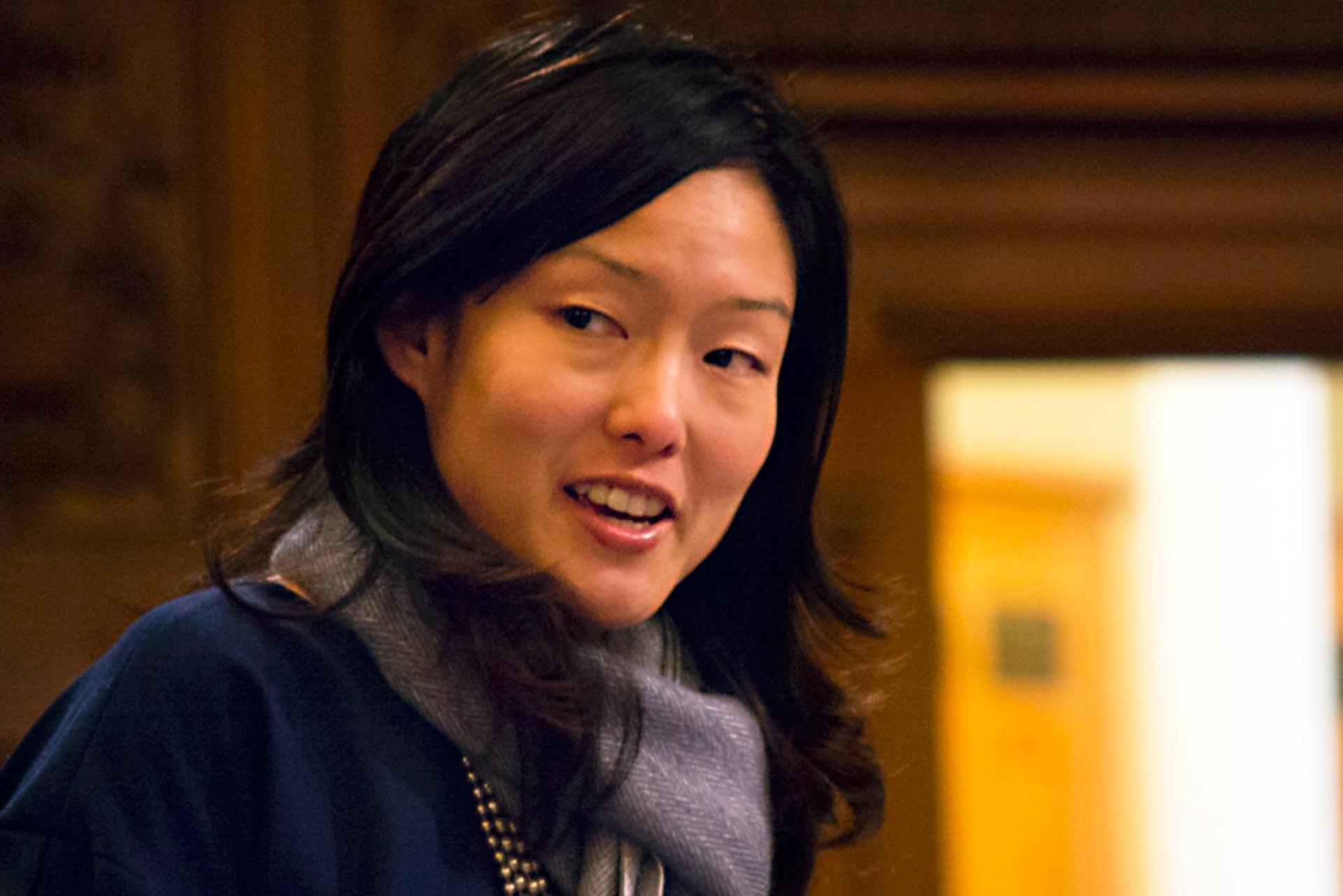 San Francisco Supervisor Jane Kim.