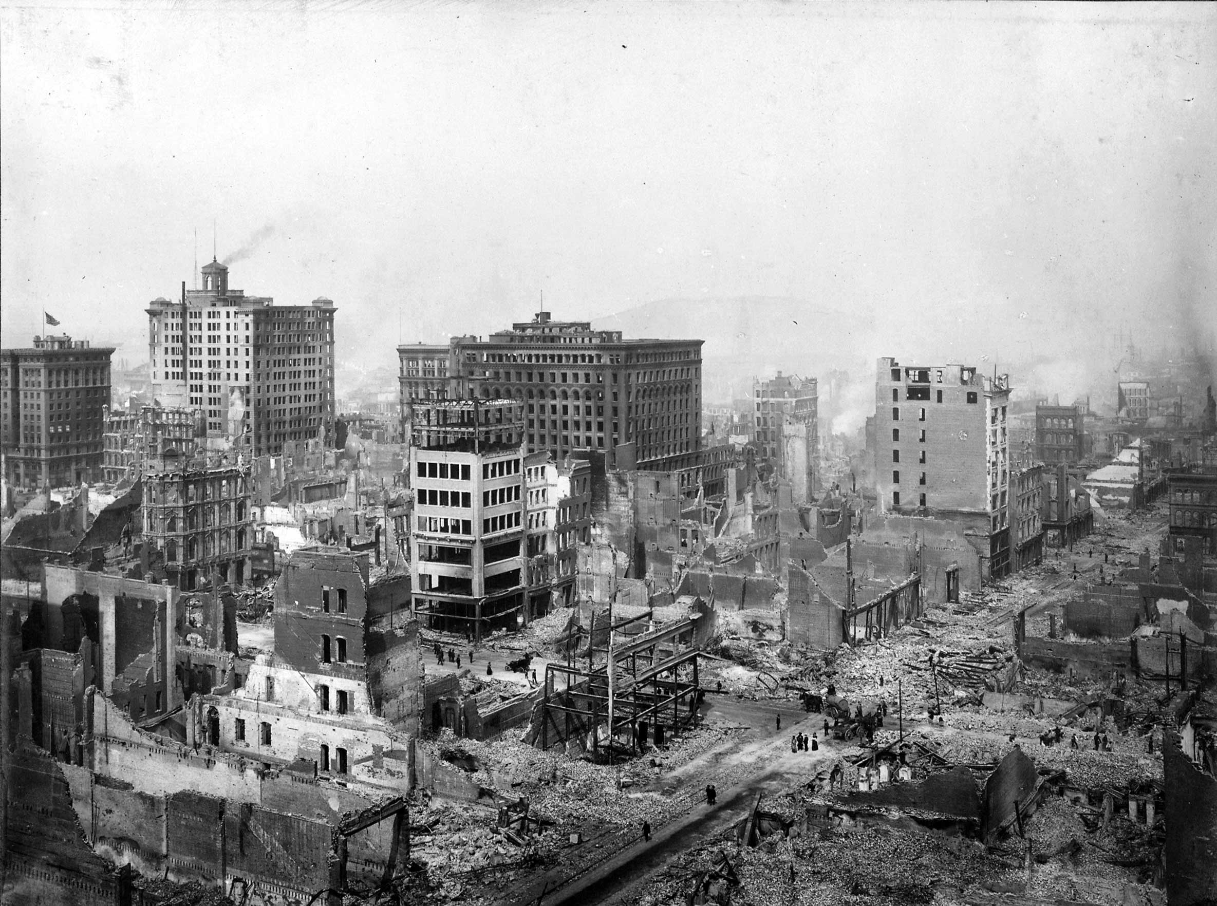 Last Known Survivor of 1906 San Francisco Earthquake Has Died | The California Report | KQED News