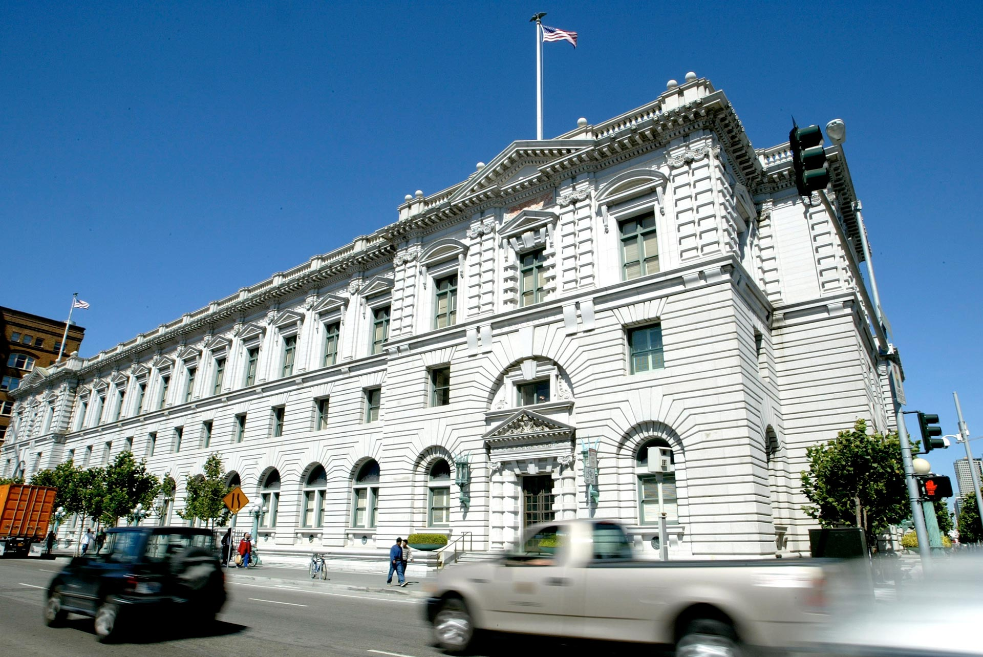 The 9th Circuit Court of Appeals in San Francisco.