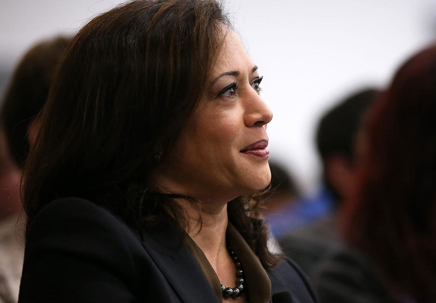 Kamala Harris Not Interested in a U.S. Supreme Court Nomination