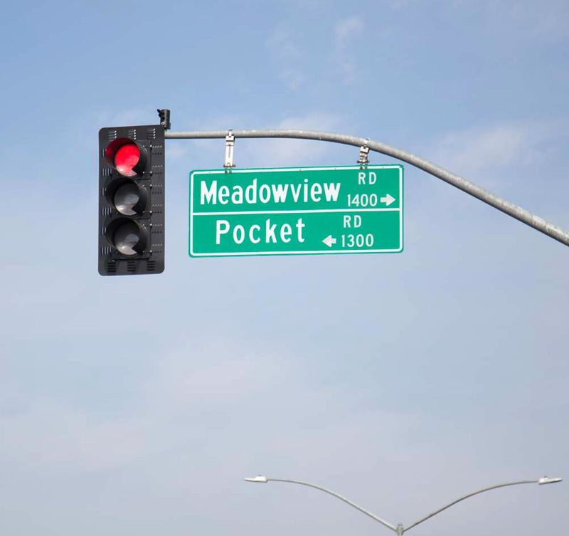 Sacramento's Meadowview and the Pocket neighborhoods are split by Freeport Blvd and Interstate 5.