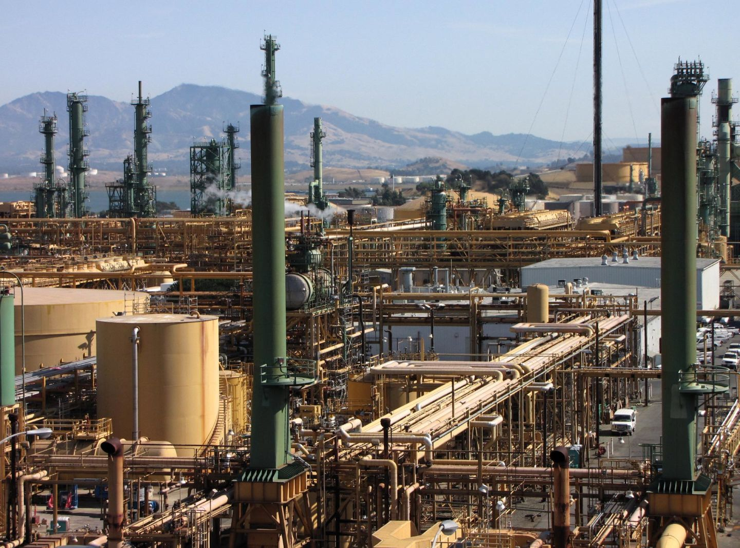 San Antonio-based Valero Corp. is the nation's biggest refiner. The Benicia refinery is one of two the company operates in California.