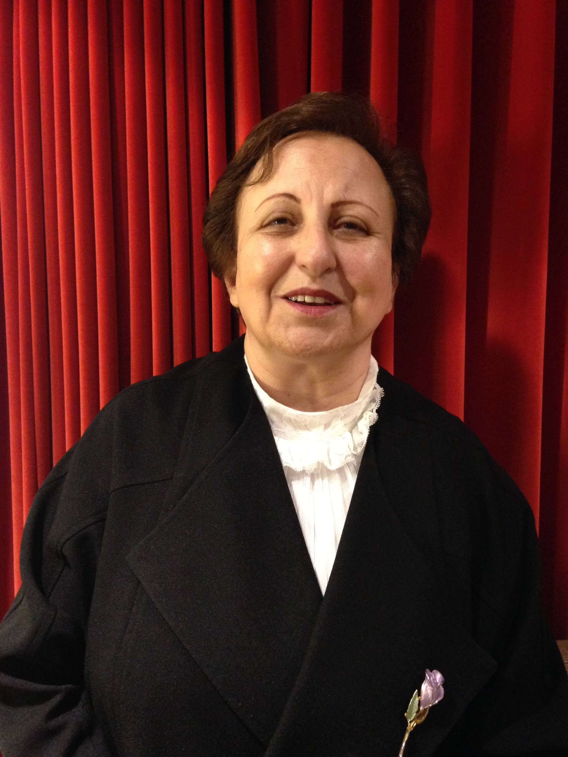 Iranian Nobel Peace Laureate Shirin Ebadi Speaks Out on Human Rights