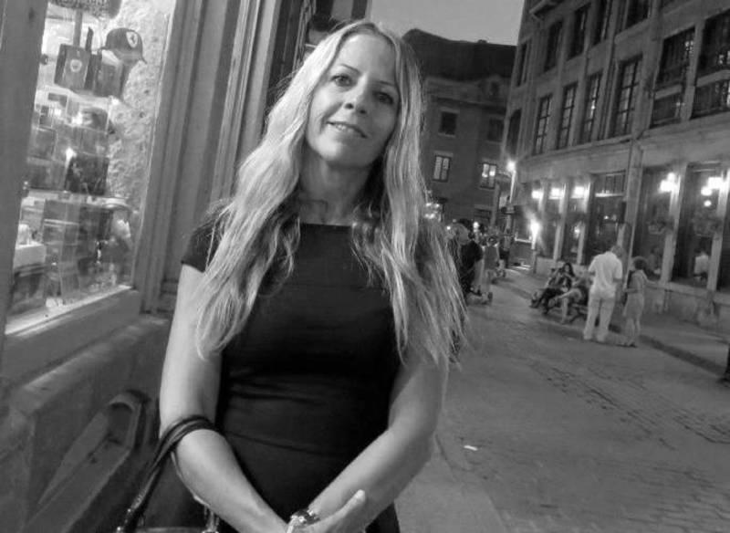 Reporter Christine Pelisek