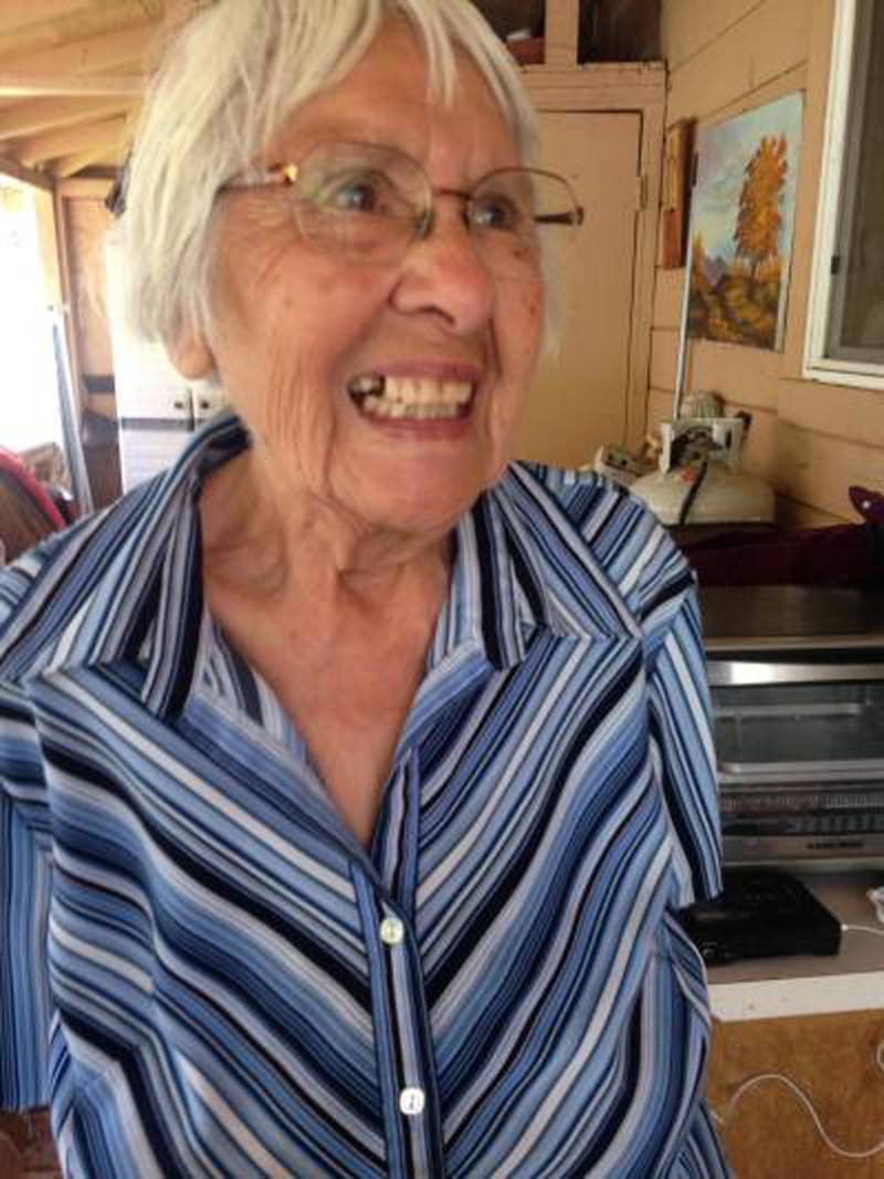 At 88, Helen Coats remains active in her Native American community.