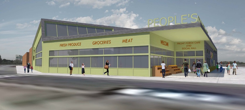 Angel Investor Aids Quest to Build New West Oakland Grocery