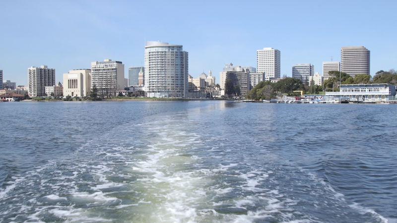 What Would It Take to Make Lake Merritt Swimmable?   Bay