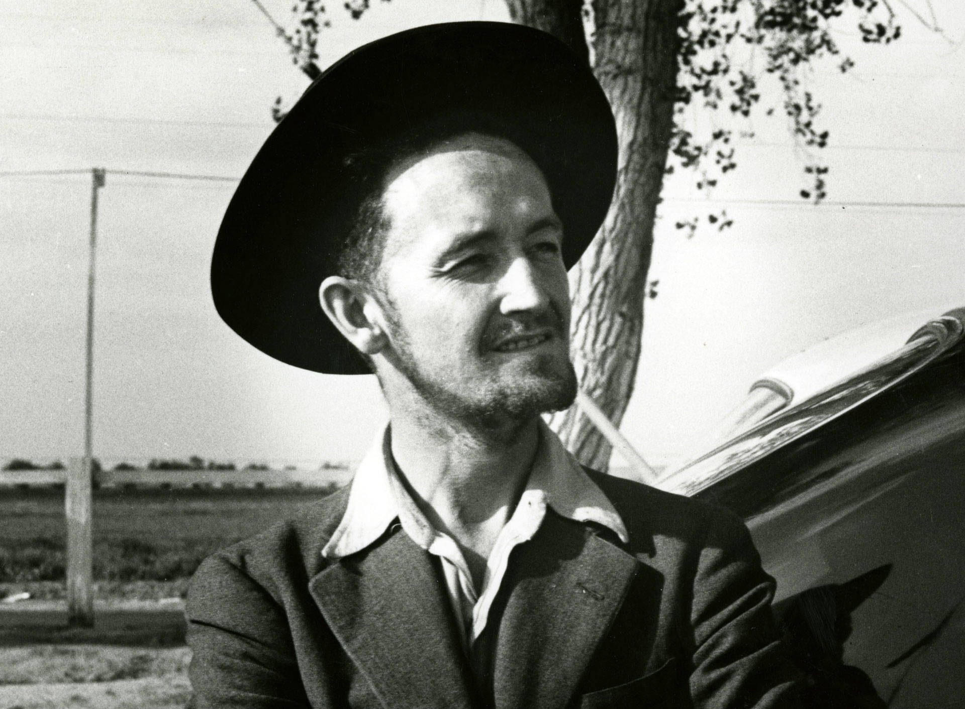 New Book Explores Woody Guthrie's Formative L.A. Years