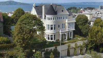The buyer of this 10,236-square-foot San Francisco home? 2728 Pacific LLC.