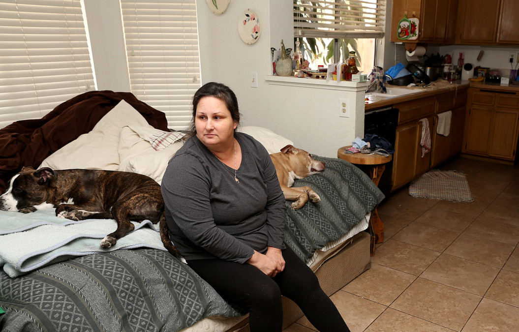 Denise Rivera said she didn't work for four years while waiting for her workers' compensation case to be resolved. She ultimately got a settlement for $32,500 – about a year's pay.