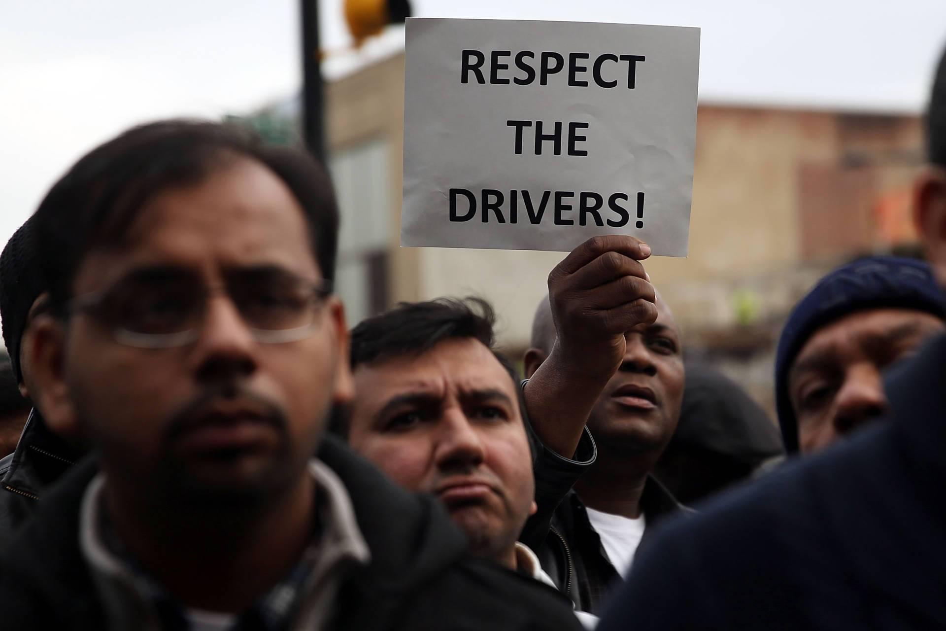 How Uber Thwarts Drivers' Organizing Efforts