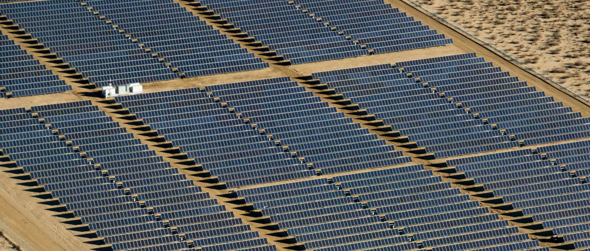 Some solar farms in California are being told to shut down on sunny days.