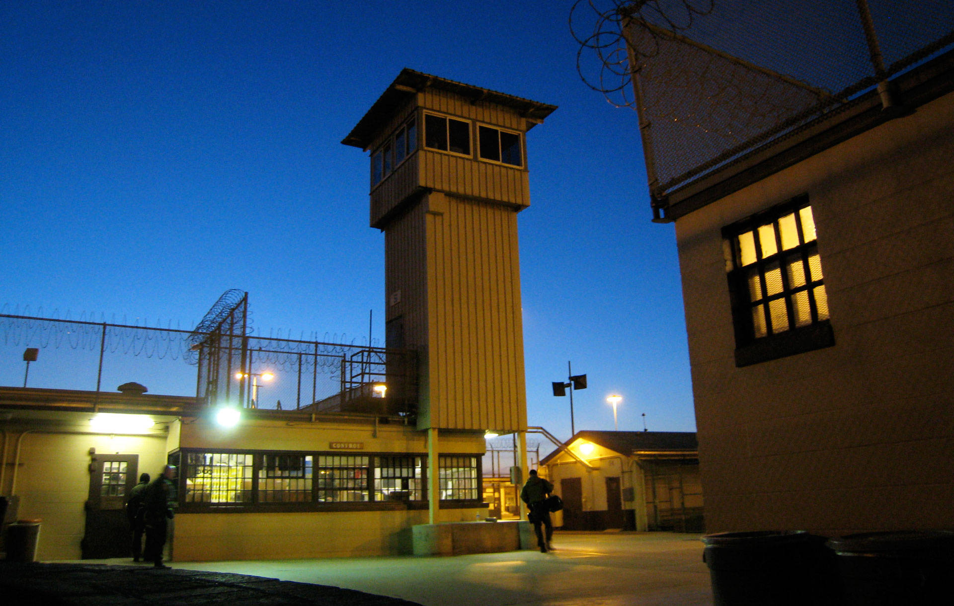 The Correctional Training Facility in Soledad, California, commonly known as 'Soledad.' Photo: Michelle Gaudet