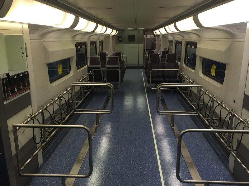 Caltrain Increases Bike Capacity on Some Trains