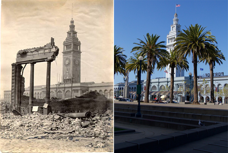 see how san francisco rebuilt 110 years after the 1906 quake