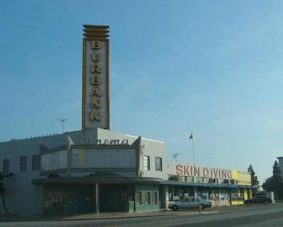 The Burbank Community Theater