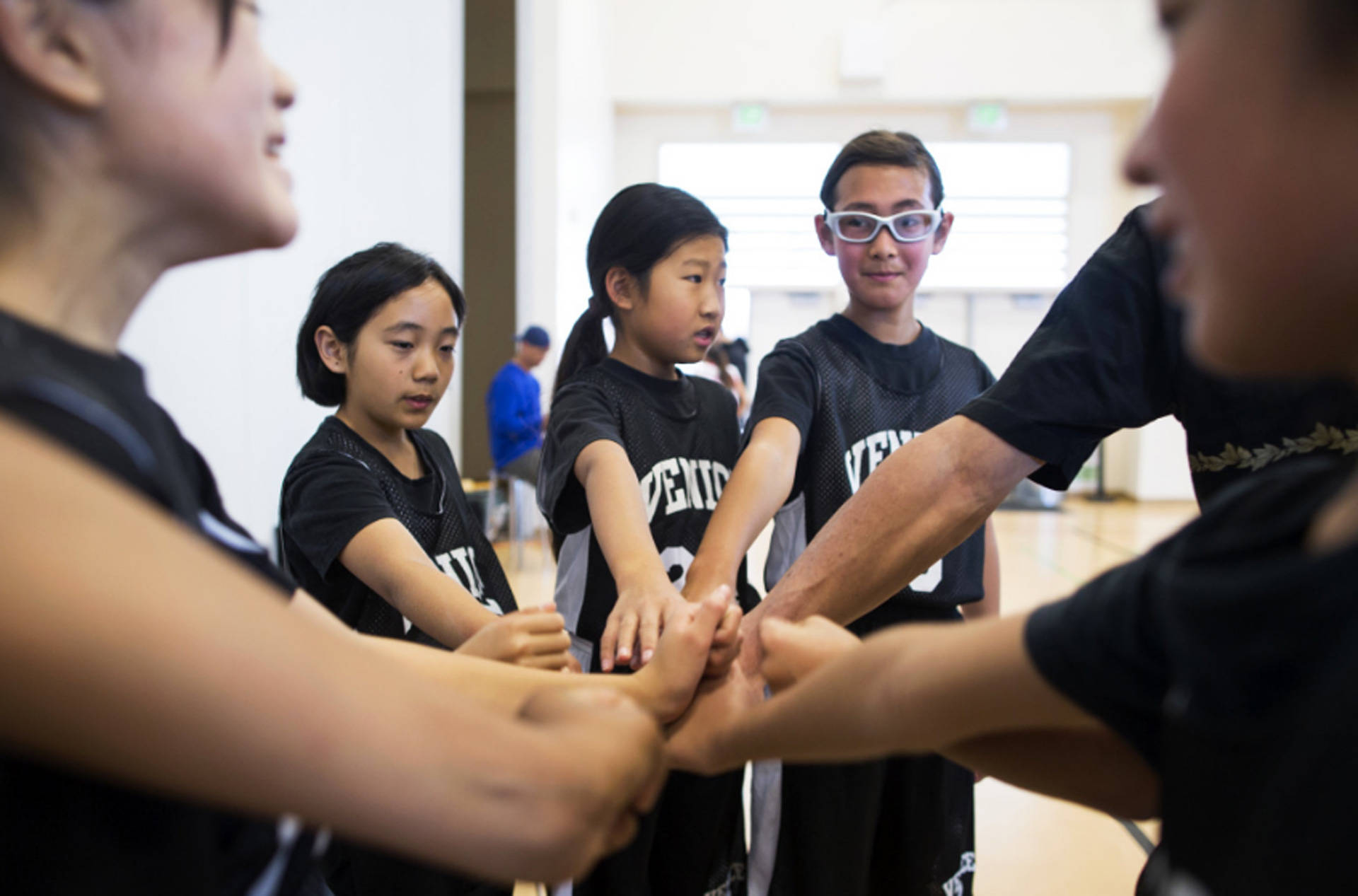 L.A.'s Little Tokyo Looks to Basketball to Revive a Community, With Help From the Lakers