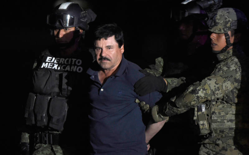 El Chapo' Extradition to U S  May Proceed, Mexican Judge Says | The