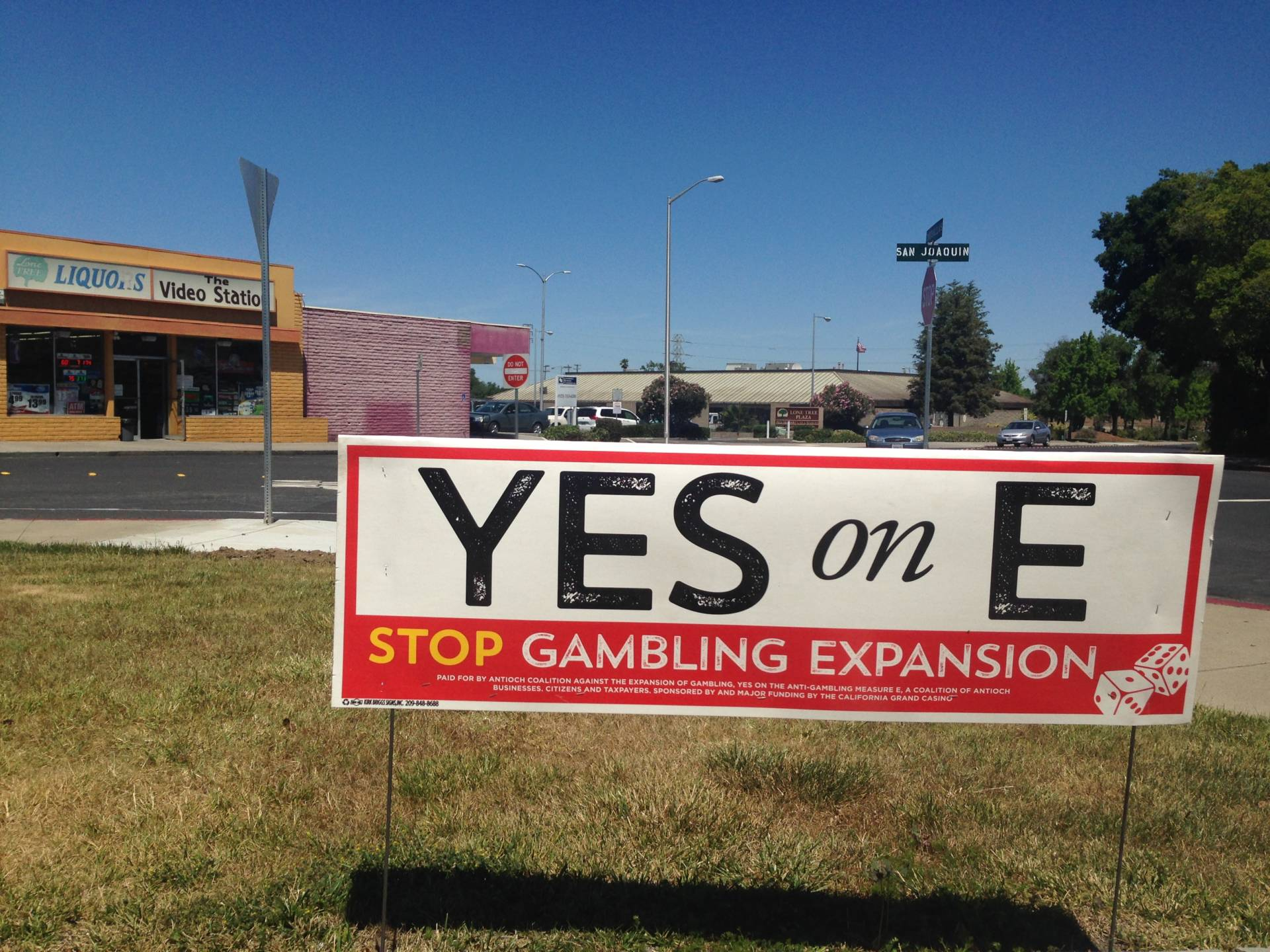 Ahead of Antioch Vote, a Local Casino Spends Big -- to Limit Gambling