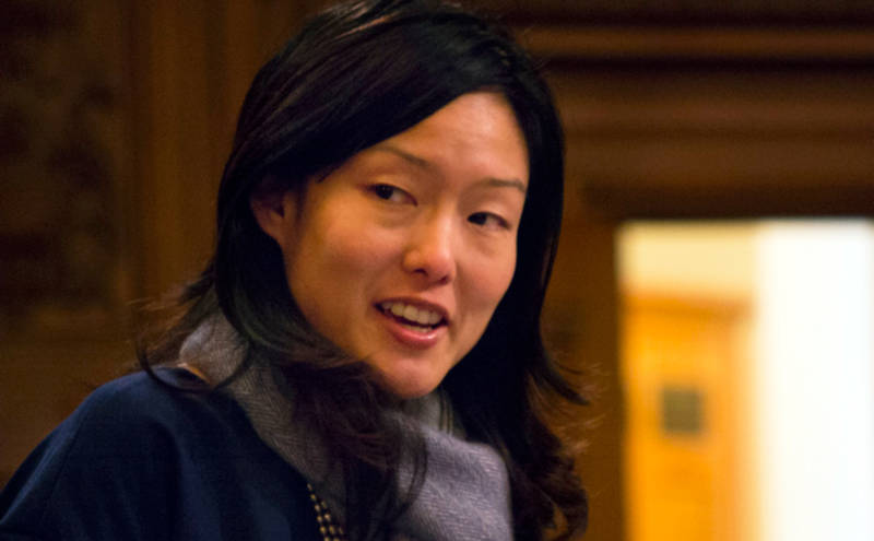 San Francisco Supervisor Jane Kim called for a search for a new chief of police.