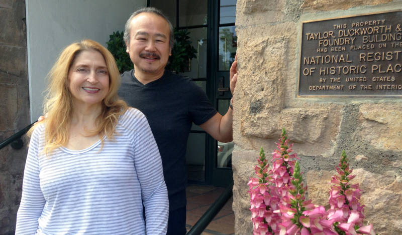 Lissa Doumani and Hiro Sone of the award-winning Terra restaurant in St. Helena have their own version of malfatti on their menu, and in their cookbook.
