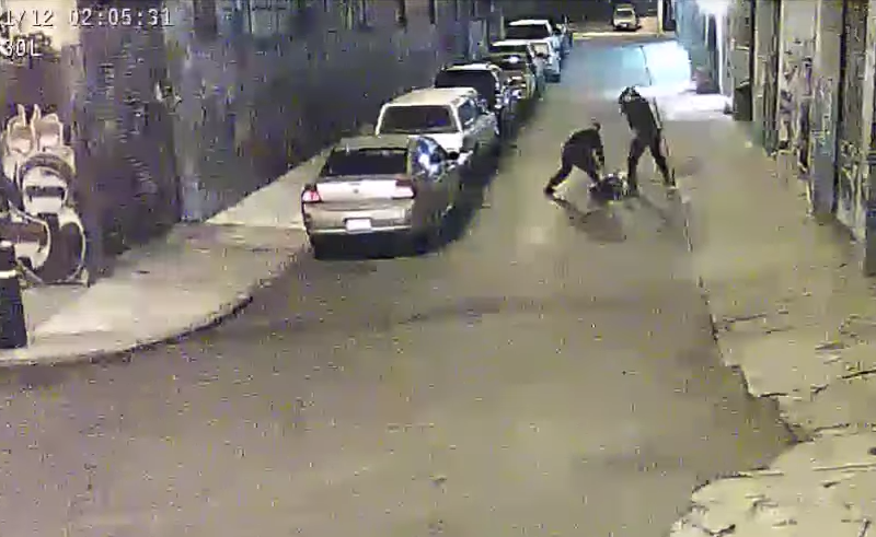 Court Hears Evidence in Deputies' Beating of Suspect in Mission District Alley