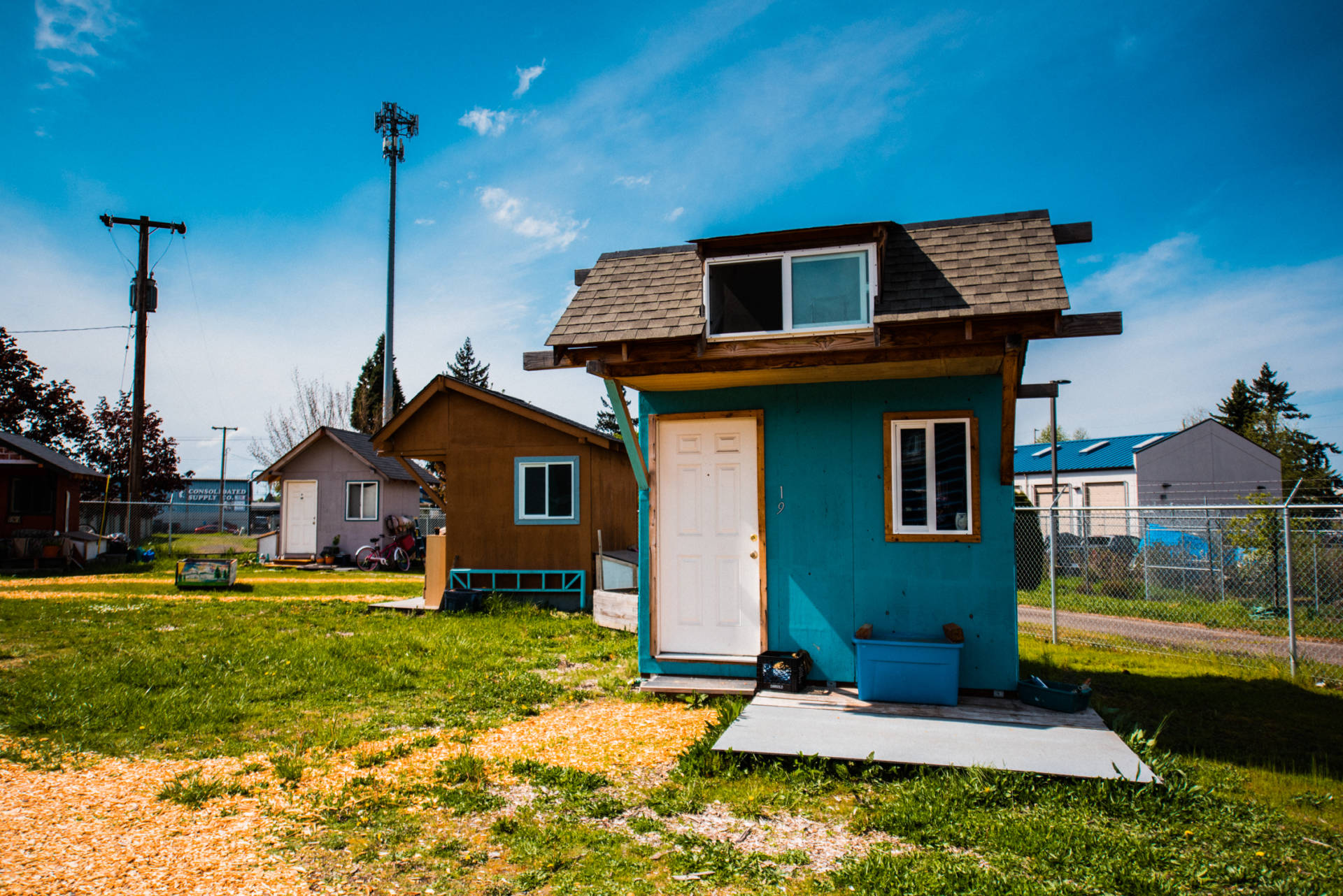 Richmond to consider tiny houses for the homeless news for Small houses oregon