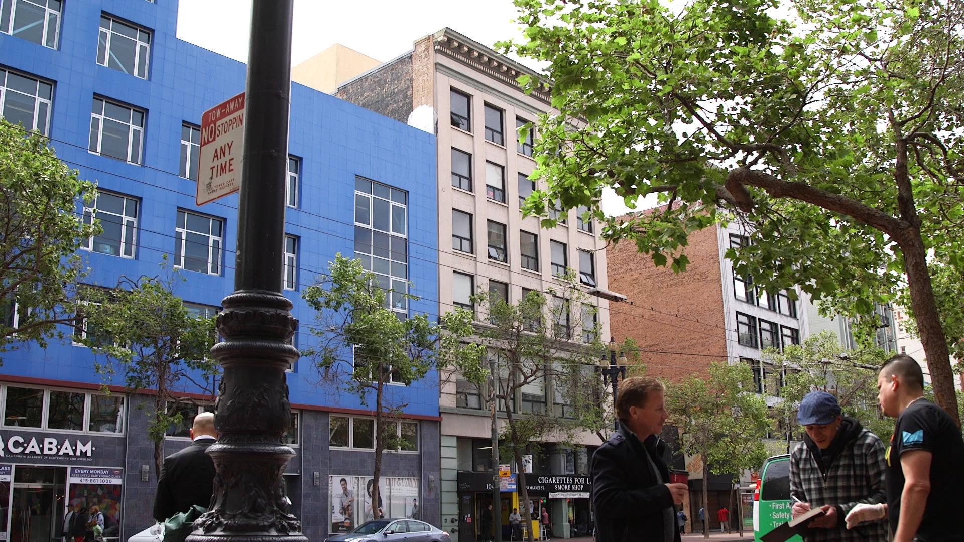 Tenants on S.F.'s Market Street Fight Major Ellis Act Eviction