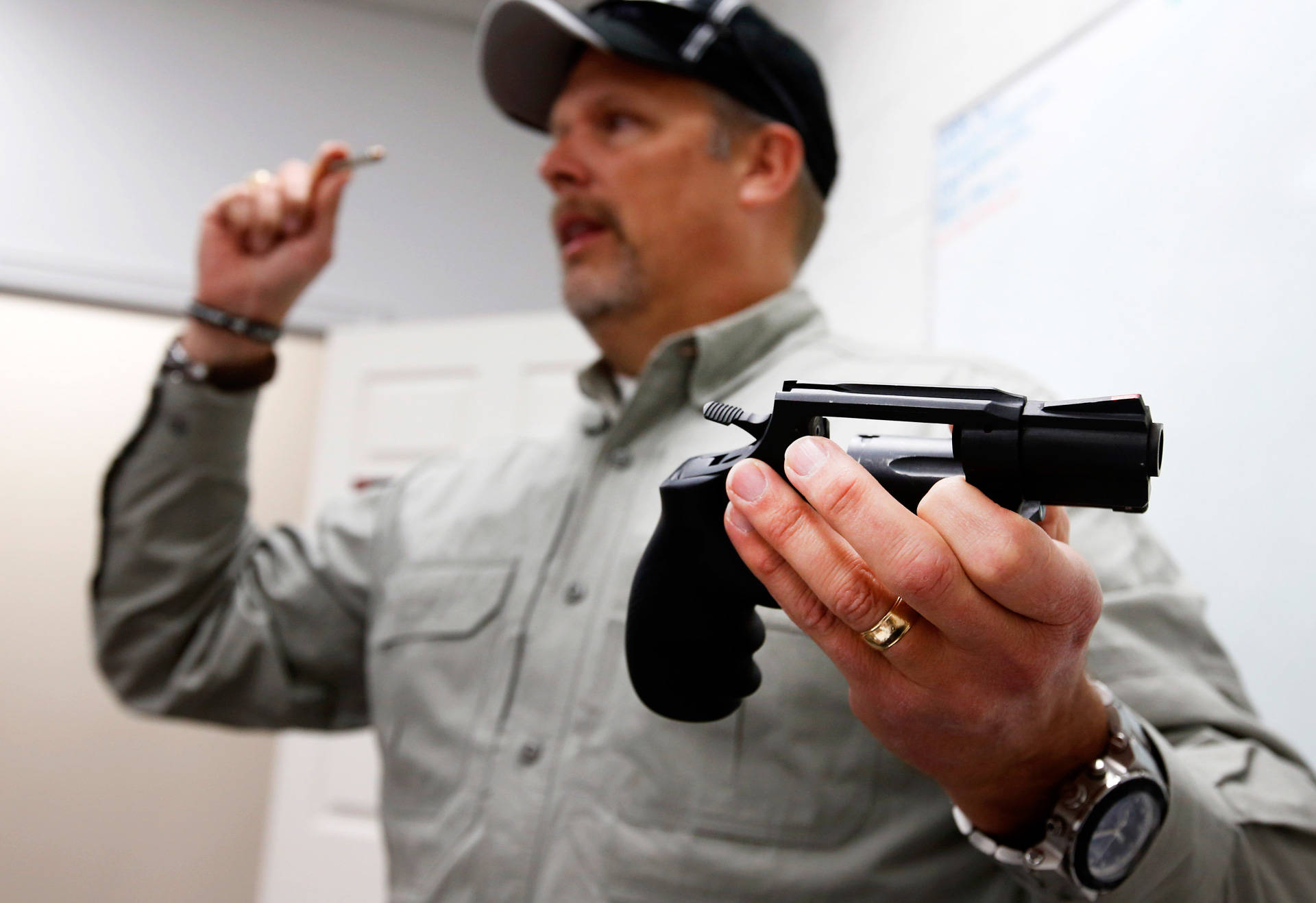 Court: No Right to Carry Concealed Weapons in Public