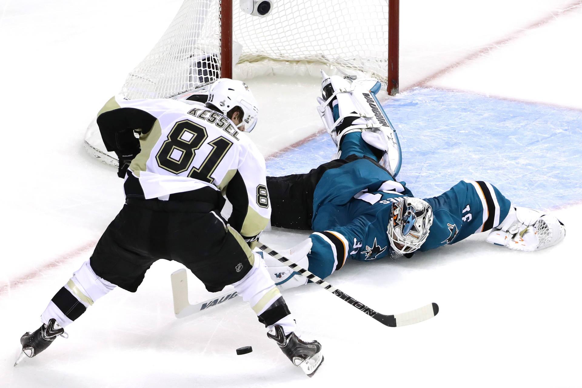 Stanley Cup Final: Penguins Win Cup Despite Goalie's Heroics