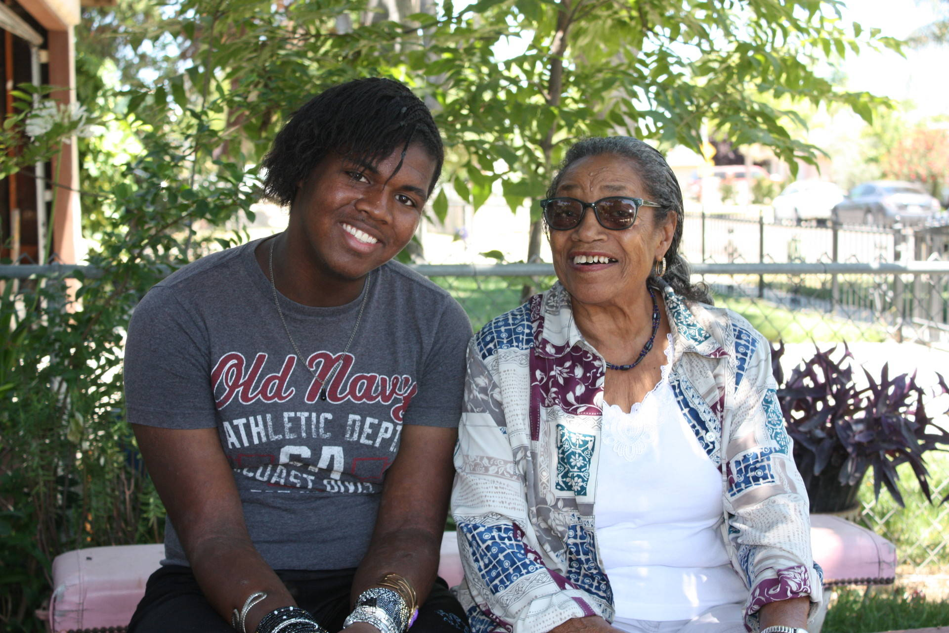 Talking with Great Grandma About Gay Identity, Gun Violence and Love