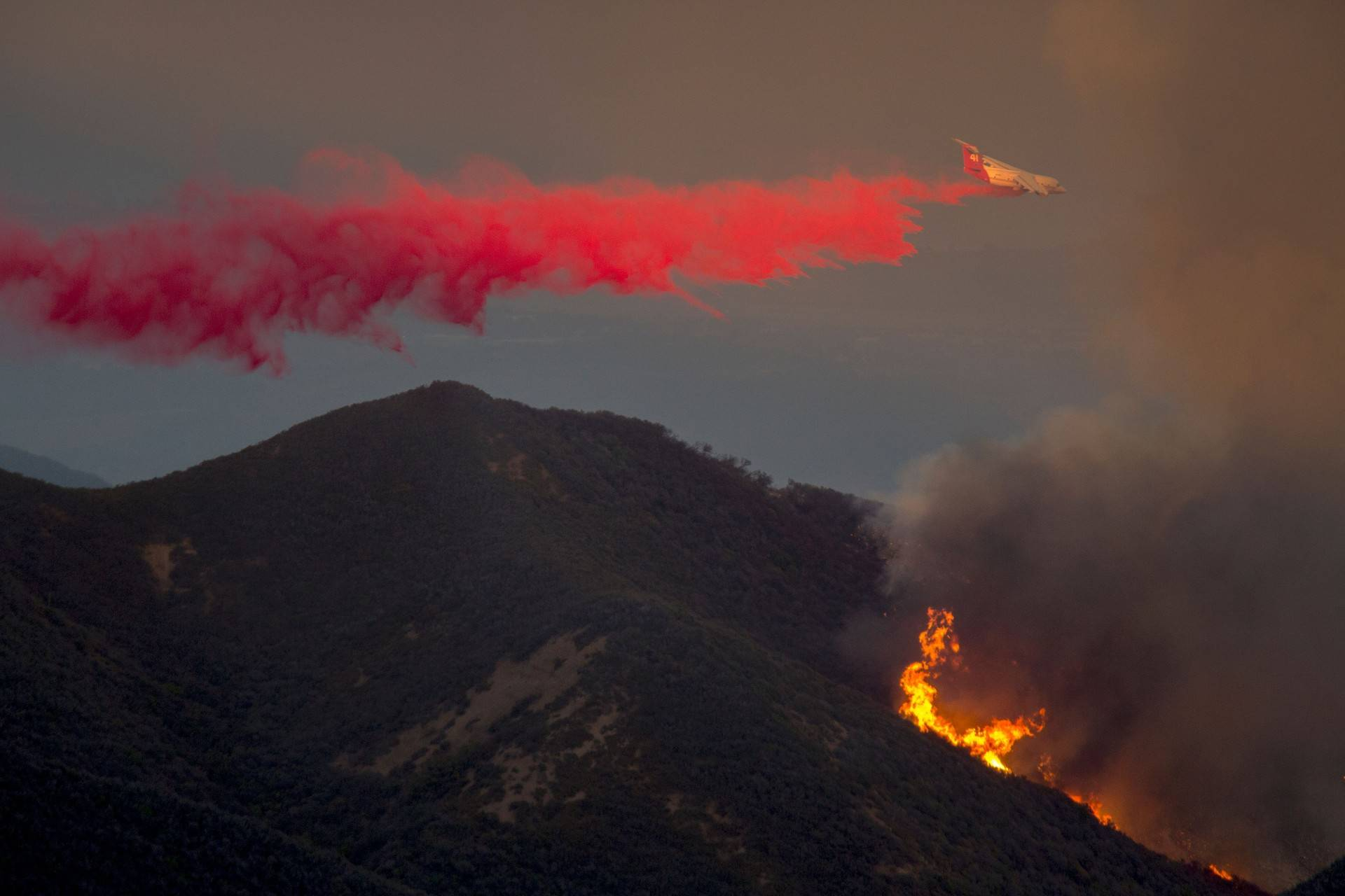 Extreme Heat Driving SoCal Wildfire and Safety Concerns
