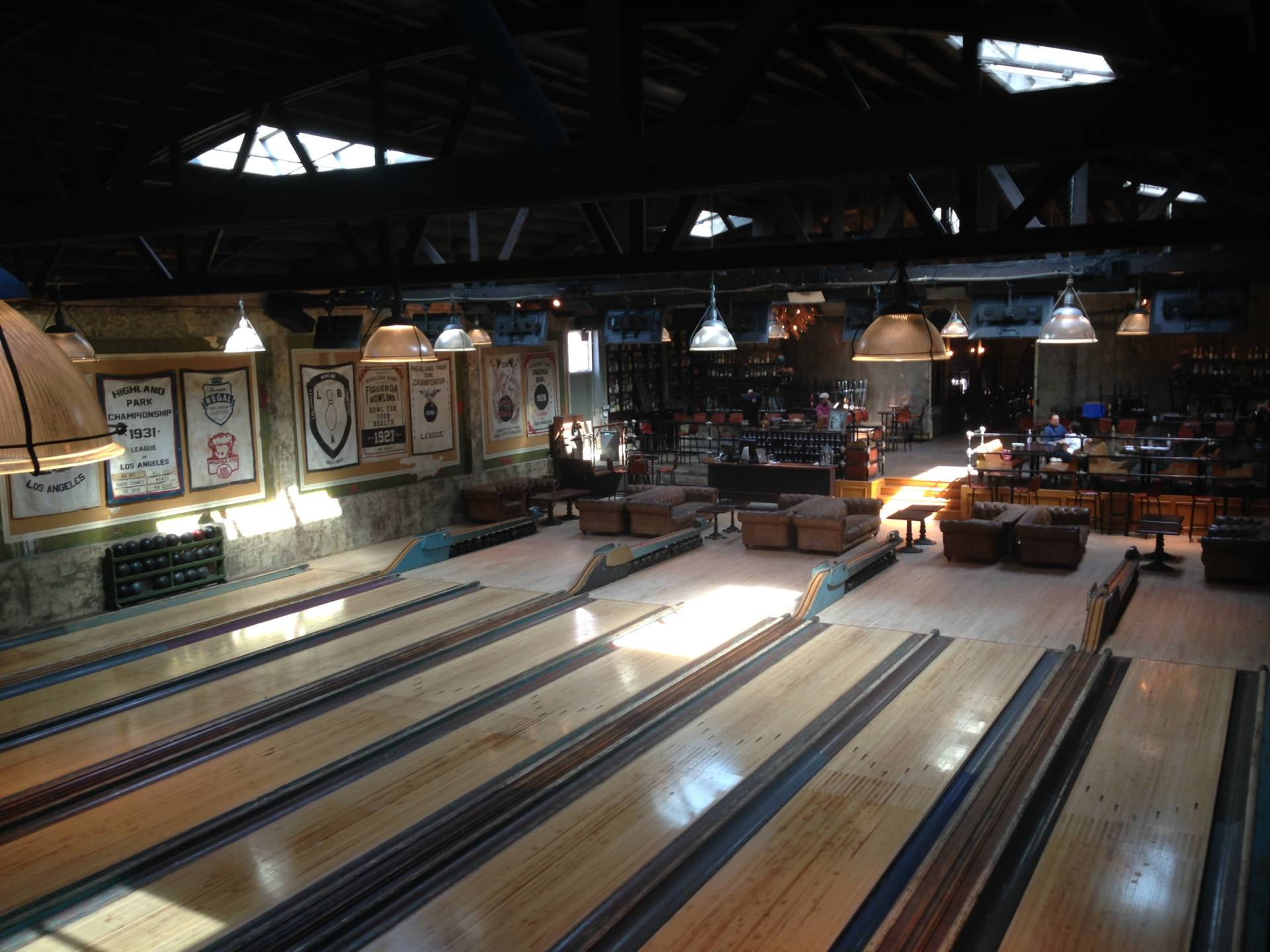 L.A.'s Highland Park Bowl Goes Back to Prohibition-Era Style